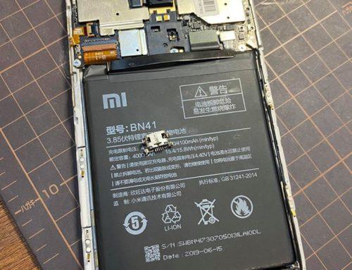 紅米Note4,更換尾插依然不充電 案例